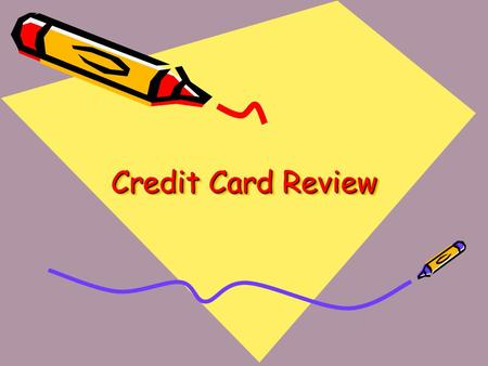 Credit Card Review. Some credit card companies charge ________ fees for the use of their card.