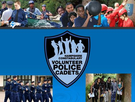 Opportunities  Learn more about Hampshire Constabulary and the police as a whole, as well as learning about your local communities  Volunteer at fantastic.