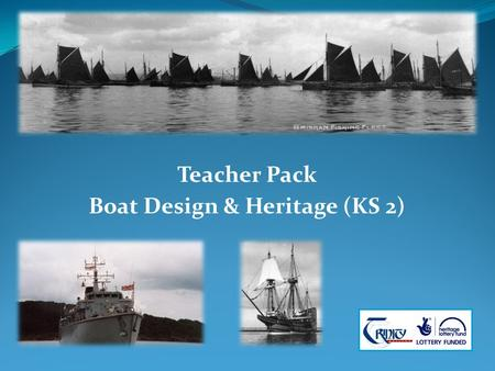 Teacher Pack Boat Design & Heritage (KS 2). 1. Floating and sinking Divide the items into two piles: 1) objects you think will float 2) objects you think.