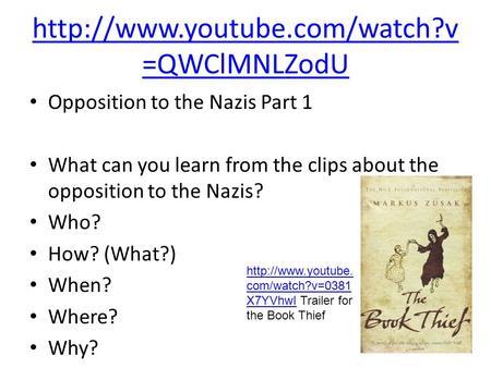 German resistance to Nazism
