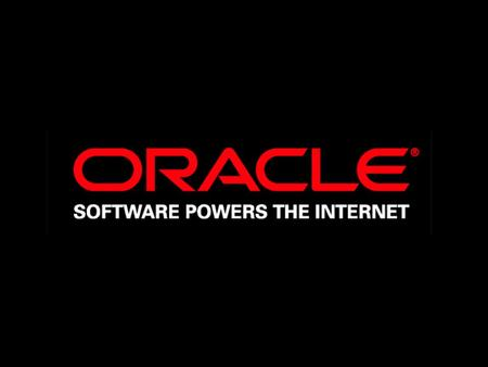 Oracle Products Overview Internet Computing Indrek Peenmaa Sales Consultant Oracle Corporation