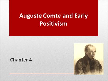 auguste comte early essays Köp böcker av auguste comte: the positive philosophy (classic reprint)   french philosopher auguste comte's (1798-1857) early essays shows comte at  the.