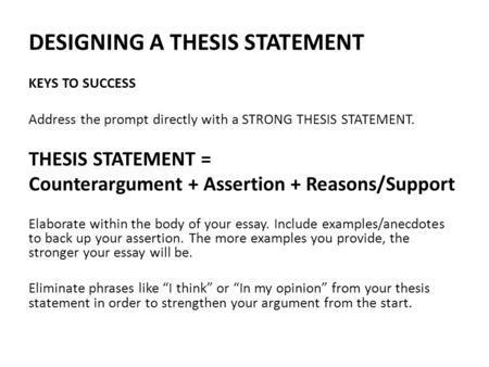 essay writing arguable thesis statements Owl purdue online writing lab 5 paragraph essay thesis statement psychology papers for sale how to write a research plan for dissertation.