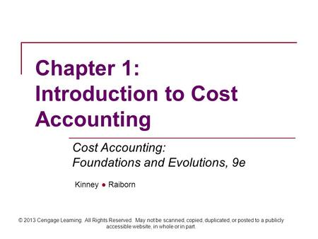 Accounting (ACCT)
