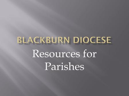Resources for Parishes.  Church Representation Rules 2011  Churchyard Regulations  Churchyards Handbook  Canons of the Church of England  Anglican.