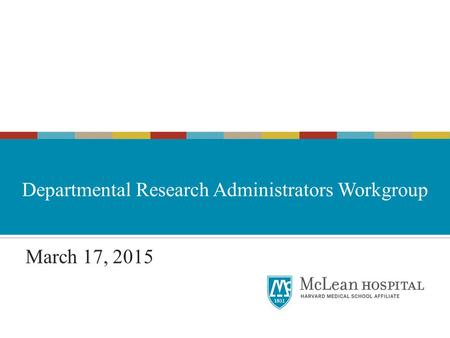 March 17, 2015Administrators Workgroup. 2 Agenda  Introductions  Announcements / Updates (Raquel Espinosa)  RADG Updates  Institutional Base Salaries.