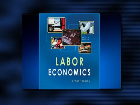 Chapter 1 Introduction to Labor Economics Copyright © 2008 The McGraw-Hill Companies, Inc. All rights reserved. McGraw-Hill/Irwin Labor Economics, 4 th.