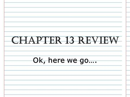 Chapter 13 Review Ok, here we go….. 7/12/2015 copyright 2006 www.brainybetty.com ALL RIGHTS RESERVED. 2 1. The smallest particle into which covalently.
