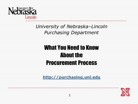 What You Need to Know About the Procurement Process