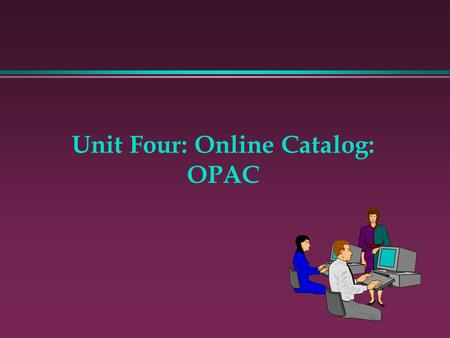 "Unit Four: Online Catalog: OPAC. Question  Library Catalog (Web version)  Topic: ""youth suicide"" How many records come up? ____  Expand search results."