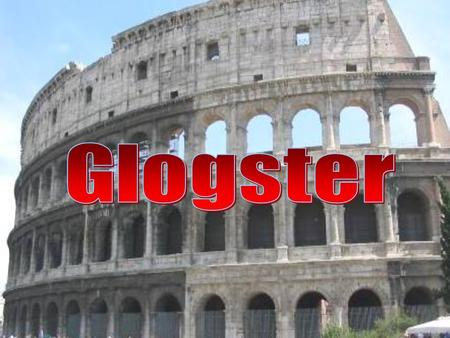 "What is Glogster? Glogster is a Web 2.0 online program that allows any person to literally create a ""digital poster."" Instead of a regular, ""real-life"""