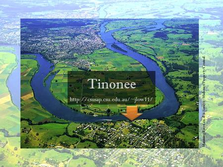 Tinonee  Manning River (n.d.). Source: Midcoast Property Central.