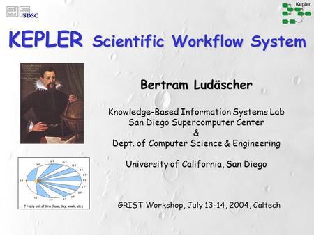 Bertram ludaescher dissertation