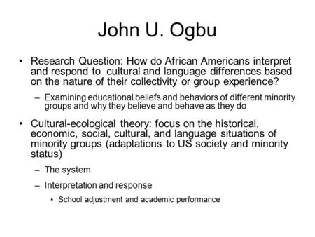 how did african americans develop a culture Answer: african american culture was a blend of african and western practicesthe blending of these two cultures is what created and entire new culture which was the african american unique culture.