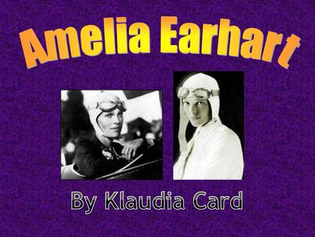 In 1915, Amelia graduated from Hyde Park High School in Chicago. She finished high school is 1916 Amelia Earhart moved back to Kansas with her.