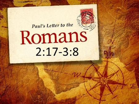 QUESTIONS Who is Paul writing to? Who is he writing about? Why so much writing about sin?