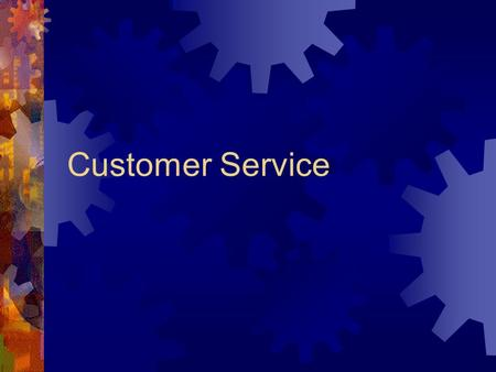 Customer Service. Nature Responsible for providing a variety of retail customer transactions over the counter and promoting and cross- selling bank products.