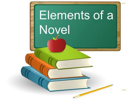 Elements of a Novel. Elements of Novel Setting The time and location in which a story takes place is called the setting There are several aspects of a.