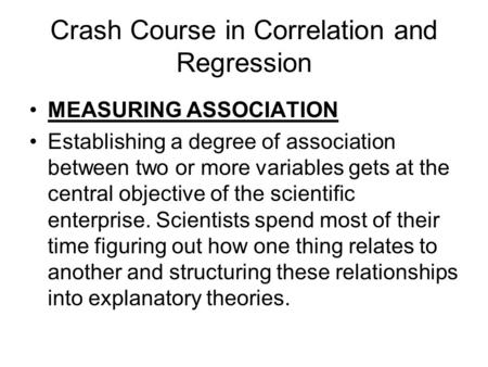 sociological analysis of crash