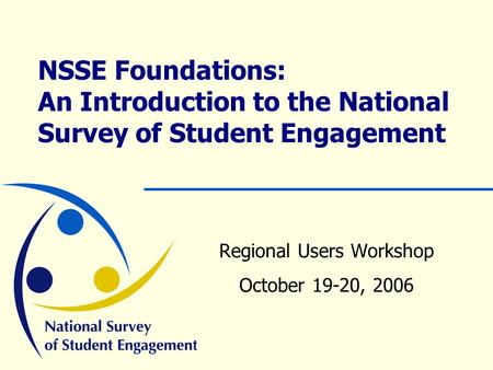 national survey of student engagement pdf