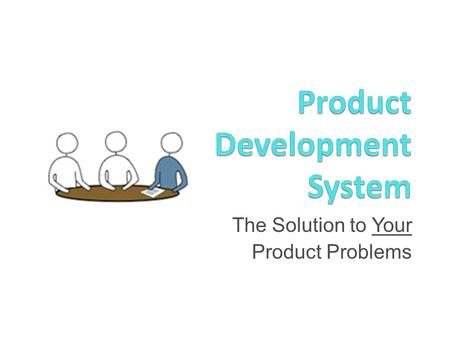 The Solution to Your Product Problems. Overview - What is PDS? ➲ Project Management System ➲ Web Based Easy to use Scalable ➲ Streamlined tools for software.