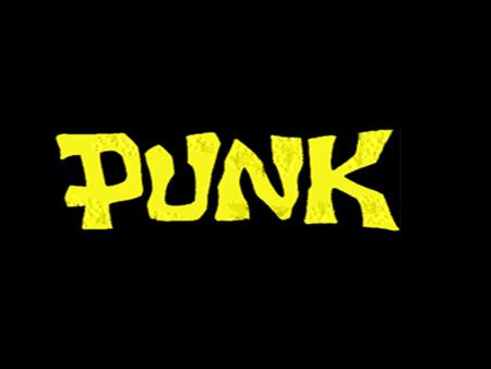 Definition: Punk (Old School) music in the style of 70s and early 80s punk. The music is guitar driven (as is the new school punk sound of today) The.