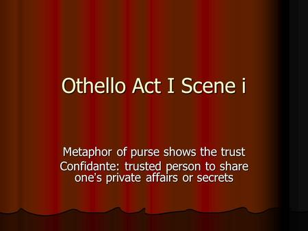 othello and desdemona vs romeo and Free essay: othello and desdemona vs romeo and juliet othello and desdemona are similar and different from romeo and juliet in several ways, both as.