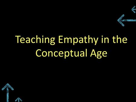 "Teaching Empathy in the Conceptual Age. Audrey Hepburn Explains Empathy ""Funny Face"" 1957 Retrieved from Youtube."