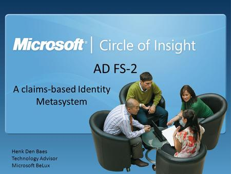A claims-based Identity Metasystem