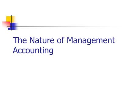 nature of managerial authority Nature of managerial work business essay print to make decisions to manage an enterprise when given the authority by the nature of managerial work.