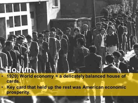 Keys economic prosperity
