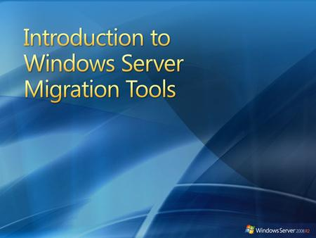 Windows Server 2008 R2 Migration Tools Migration Guidelines Windows Server Migration Migrating Server Roles ADDS DNS DHCP Print File.
