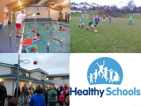 The National Healthy Schools Programme is a long term initiative that aims to help young people and their schools to be healthy, making a difference to.