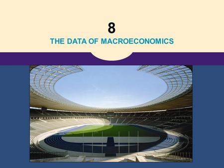 8 THE DATA OF MACROECONOMICS. Copyright © 2006 Thomson Learning 23 Measuring a Nation's Income.