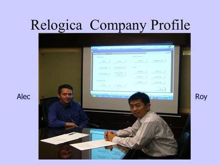 Alec Roy Relogica Company Profile. About Relogica 2 We are a dynamic consulting firm with passion for assisting organizations in Indonesia in achieving.