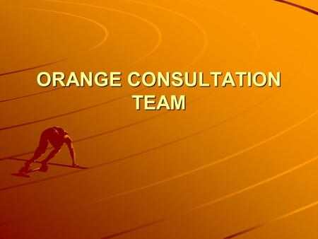 ORANGE CONSULTATION TEAM. 1- Should Portal offshore its customer service function? ▪ We prefer not to offshore customer service to India because of the.