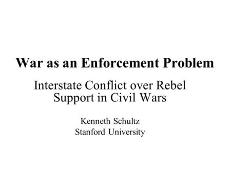 interstate conflicts essay Understanding interstate and intrastate wars during and after the cold nearly all conflicts that arose between countries may be other free papers from this.