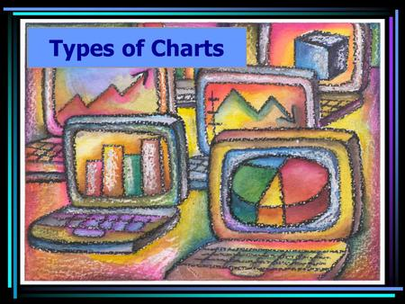 Types of Charts. 4.02 Understand charts and graphs used in business.Slide 2 What you need to know: This objective will explain six common charts used.