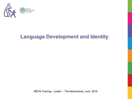 Language Development and Identity. Learning Objectives To analyze our own emotional connections with the languages we speak. To connect how personal and.
