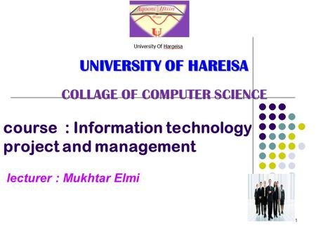 COLLAGE OF COMPUTER SCIENCE
