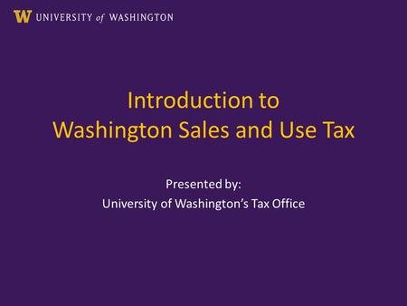 Federal Income Tax: Introduction to Federal Income Tax