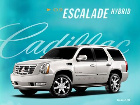 Escalades engine…el motor The driver and passenger seat…asiento de coche.