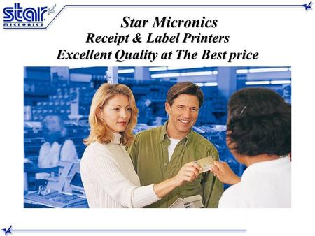 Receipt & Label Printers Excellent Quality at The Best price Star Micronics.