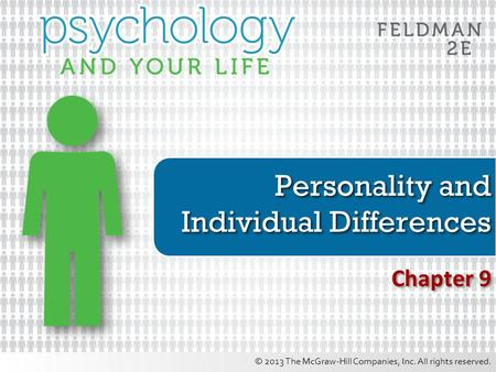 an introductio to psychological personality instruments Introduction to psychology explaining personality: biological approaches and the development of personality assessment instruments that are based on.