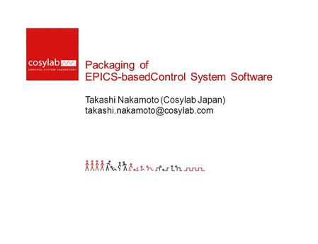 Packaging of EPICS-basedControl System Software