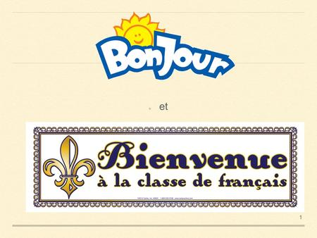 Et 1. 1. Summary of lesson 1 2. Lesson 2 2 SUMMARY OF LESSON 1 Learning strategies French alphabets Greetings (formal & informal) Politeness Homework.