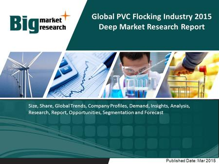 Global PVC Flocking Industry 2015 Deep Market Research Report