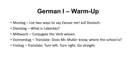 how to say excuse me in german