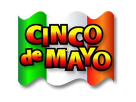 When is el cinco de mayo celebrated? mayo lunesmartesmiércolesjuevesviernessábadodomingo 12 34 5 6789 10111213141516 17181920212223 24252627282930 31.