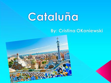  The population is 7,565,603.  The capital is Barcelona.  Cataluña is about 12,399 square miles.